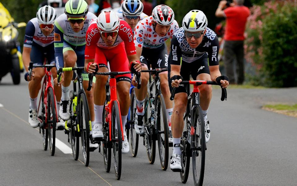 Tour de France 2021, stage two – live updates - GETTY IMAGES