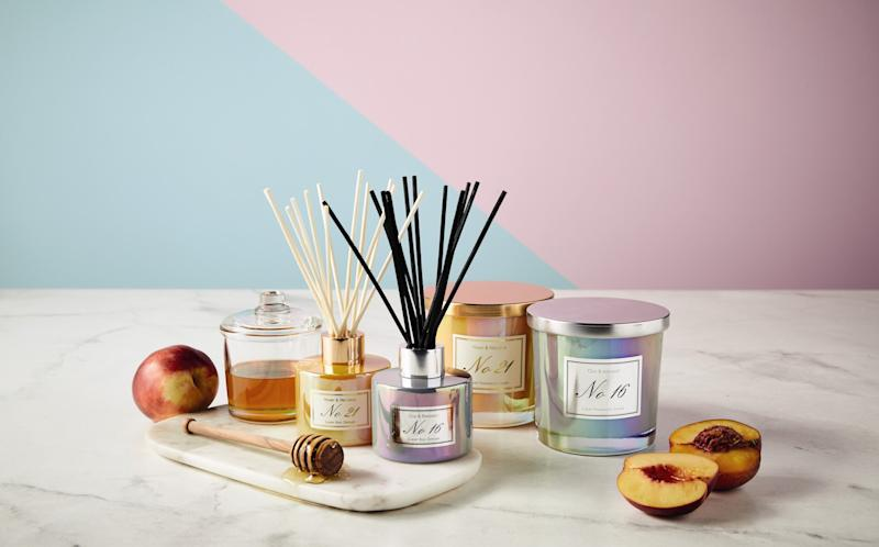Aldi has launched two new limited edition candles and diffusers [Photo: Aldi]