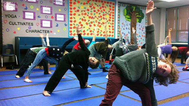 School District Sued Over Yoga Classes