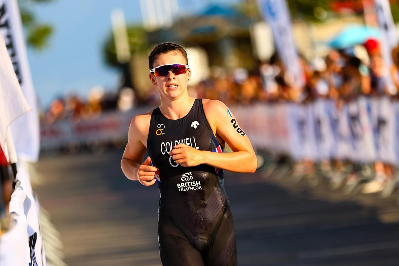 Swimming superstar Coldwell pushing for Olympic triathlon chance