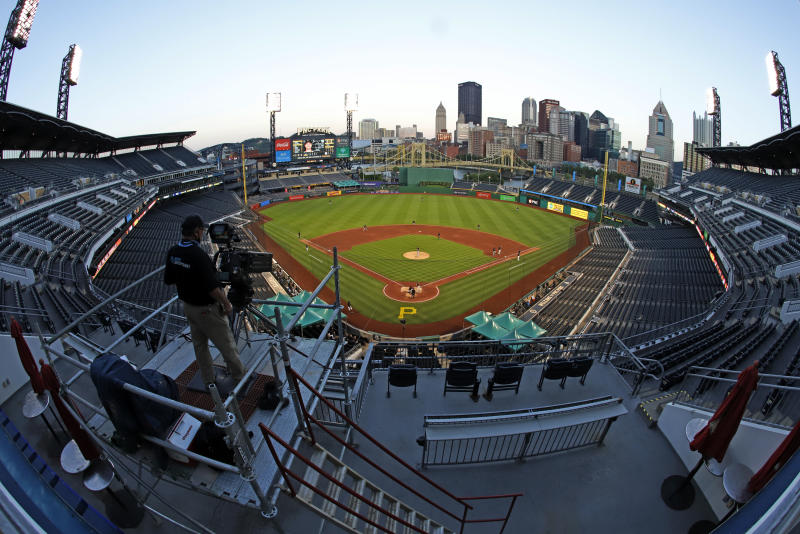 AP sources: Blue Jays to play in Pittsburgh if Pa. approves