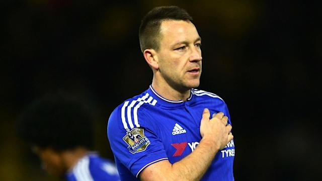 After a 22-year spell with Chelsea, John Terry is set to leave the club.