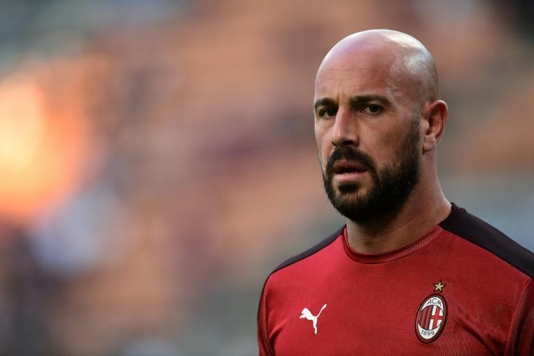 AC Milan goalkeeper Pepe Reina has joined Aston Villa on loan