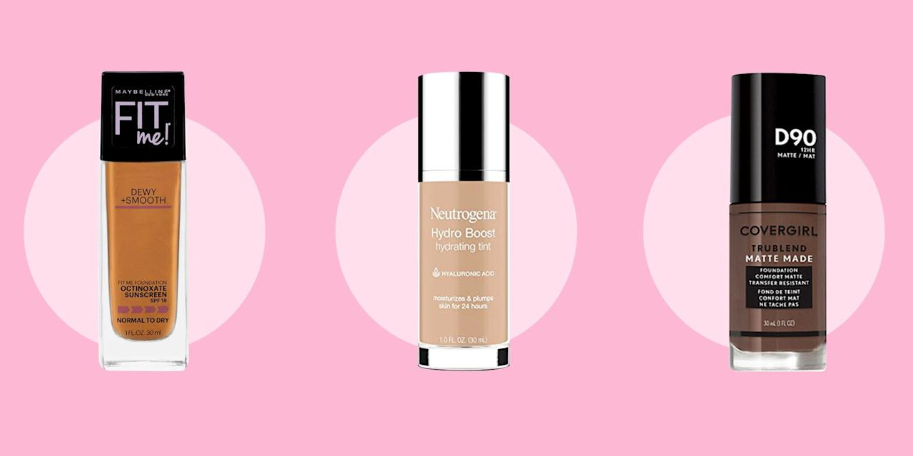 "<p>For those with dry skin, using foundation can often feel like walking a tight rope. <a href=""https://www.seventeen.com/beauty/g15948437/best-foundations-for-acne-prone-skin/"" target=""_blank"">You want the coverage</a>, but you also don't want to emphasize those pesky dry spots, which can often happen when you use the wrong products not equipped to handle your skin type. Don't worry, though, because beauty companies are aware of this issue, and many of them have responded to it with their own, super moisturizing foundations, available in a range of colors. Now there are almost too many to choose from. So, in order to help you get that perfect coverage you no doubt strive for, I've picked out the 12 best foundations for dry skin. That way you never have to struggle with the coverage conundrum again, <a href=""https://www.seventeen.com/beauty/makeup-skincare/a47427/life-changing-skincare-tricks-women-of-color-need-to-know/"" target=""_blank"">your dry skin will be an issue of the past</a>, and you can focus on more important things, like <a href=""https://www.seventeen.com/beauty/makeup-skincare/advice/g1041/fall-makeup/"" target=""_blank"">what fabulous eye shadow look you're going to go for!</a></p>"