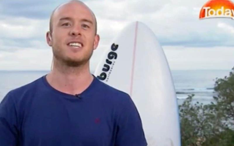 Charlie Fry speaks on Australia's Today show after the attack