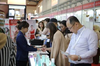 Presenting more than 350 exhibitors, 14th edition Cosmobeauté Indonesia 2019 returns as the largest international trade exhibition in Indonesia.