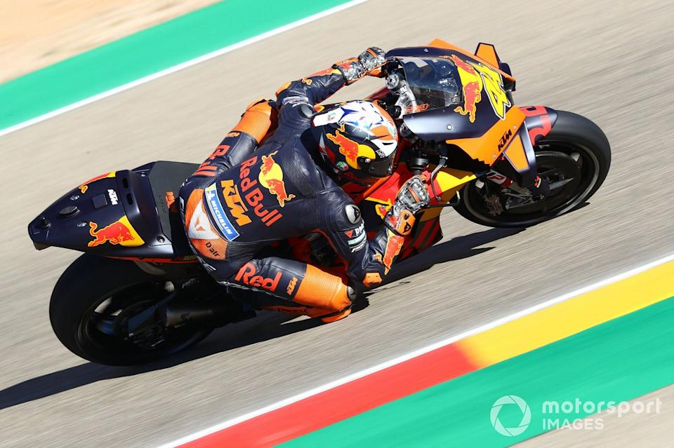 "Pol Espargaró, Red Bull KTM Factory Racing<span class=""copyright"">Gold and Goose / Motorsport Images</span>"