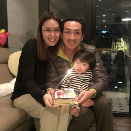 Lucy is the daughter of actor Sam Lee and wife Sophia