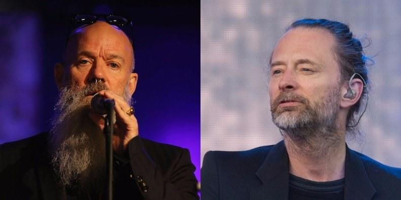 "Michael Stipe: ""I Stand With Radiohead""in Israel Concert Controversy"