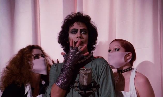 """""""The Rocky Horror Picture Show"""" enjoys what is probably the longest-running release in film history. (Photo courtesy of Perspectives Film Festival)"""