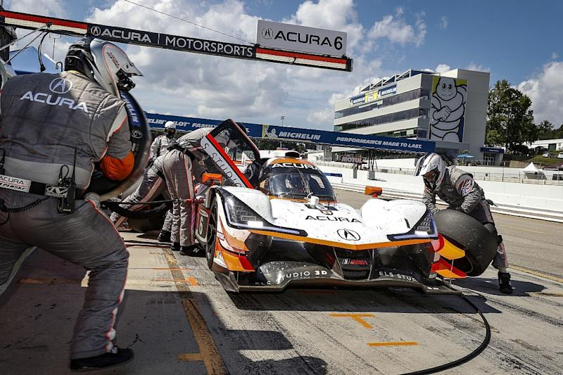 Acura intends to continue in IMSA with LMDh rules