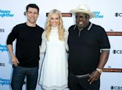 "Actors Max Greenfield, Beth Behrs and Cedric the Entertainer -- stars of CBS's ""The Neighborhood"" -- are taking on racial justice in America this season, but not the coronavirus pandemic"