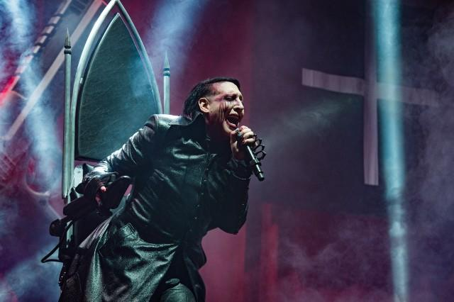Marilyn Manson Melts Down, Walks Off At First NY Show Since Onstage Injury