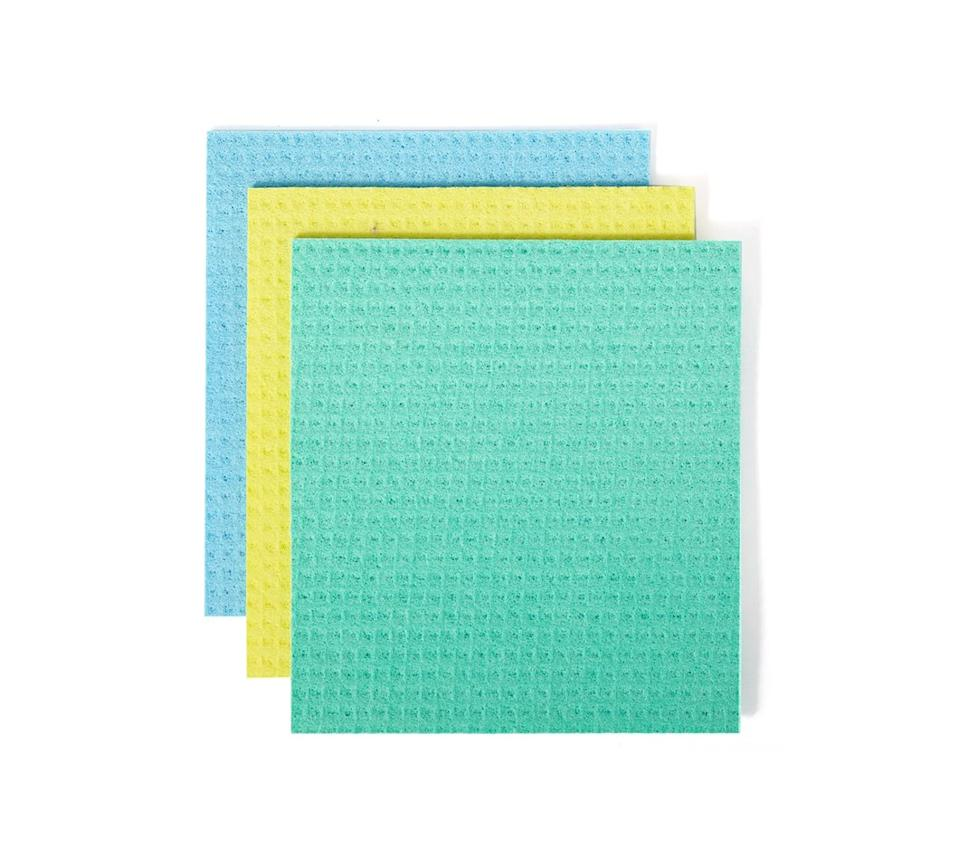 Full Circle Squeeze Cellulose Cleaning Cloths (Photo Walmart)