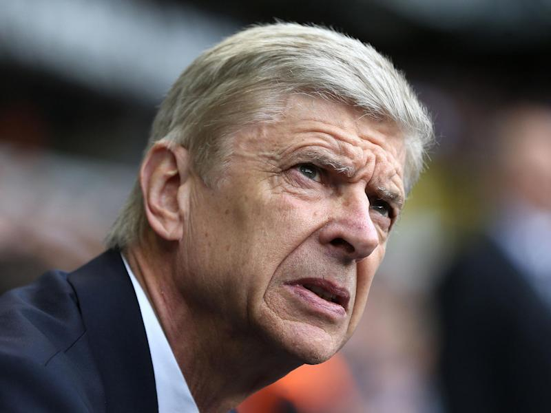 Arsene Wenger is expecting to face a strong Manchester United side on Sunday: Getty