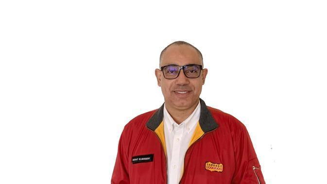 Chief Technology and Information Officer Indosat Ooredoo Medhat Elhusseiny (Foto: Indosat Ooredoo)