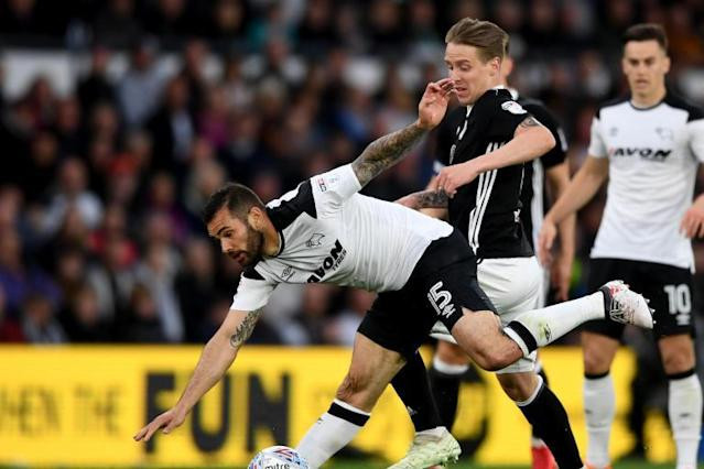 Derby vs Fulham LIVE latest score: Championship Play-Offs goal updates, TV and how to follow online, team news and line-ups