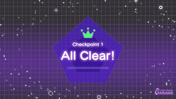Checkpoint 1 - All Clear!