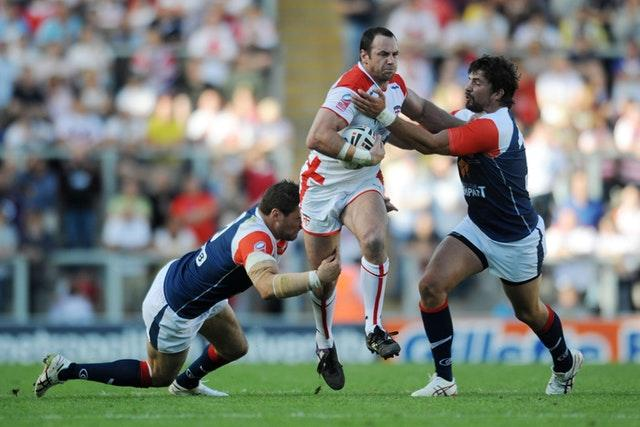 Adrian Morley is the only Englishman to win both the Super League and NRL Grand Final (Anna Gowthorpe/PA)