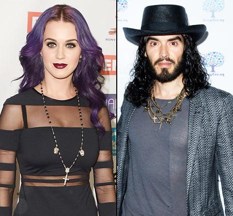 Russell Brand Unfollows Katy Perry on Twitter