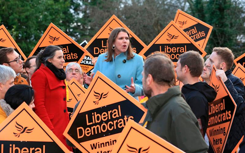 Will tactical voting help the Lib Dems, who have formed a Remain Alliance with the Green Party and Plaid Cymru? - AFP