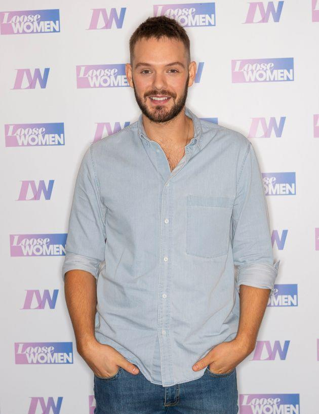 John Whaite is taking part on this year's Strictly Come Dancing (Photo: Ken McKay/ITV/Shutterstock)
