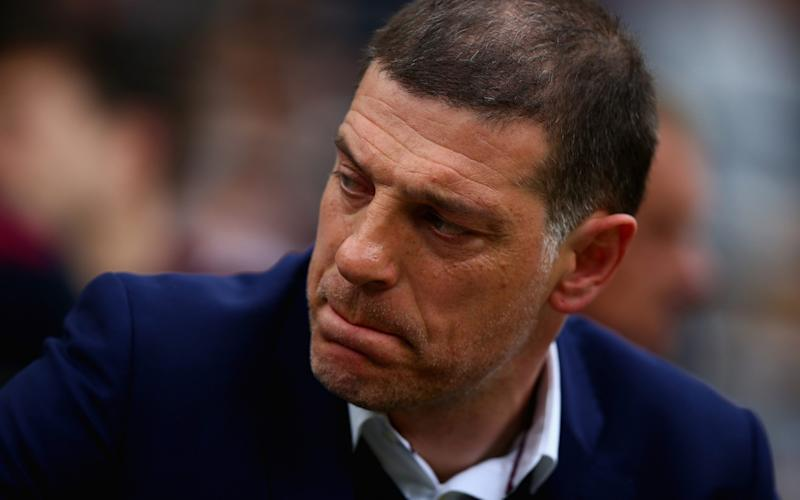Slaven Bilic, the West Ham manager, knows his side are in desperate need of points - Getty Images Europe