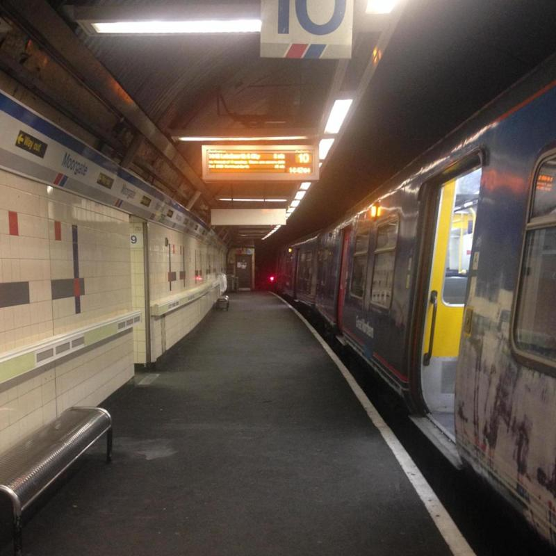 GTR previously said there were no health fears at the station.