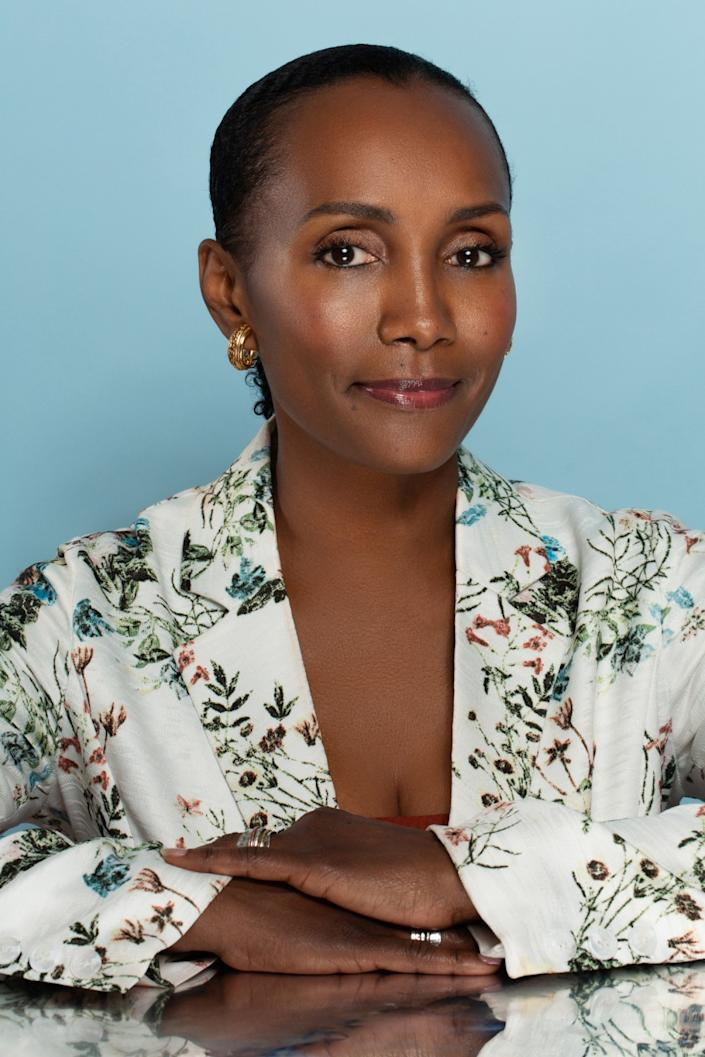 "Ketonya Breaux is the founder of Unsun. She's also the mother of singer Frank Ocean. <span class=""copyright"">(Angela Marklew / Unsun)</span>"