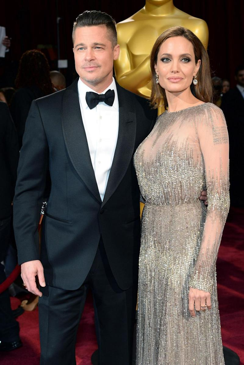 Ange ended the couple's two year marriage last September. The former couple first got together in 2005. Source: Getty