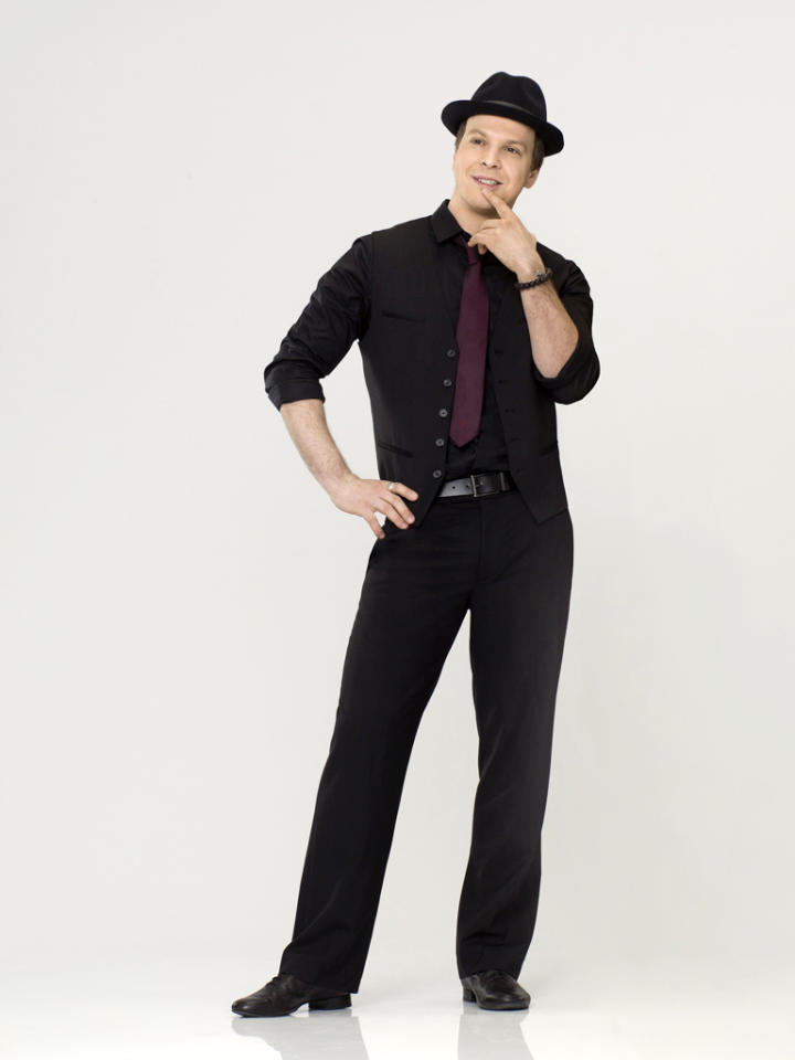 """Gavin DeGraw competes on Season 14 of """"<a href=""""http://tv.yahoo.com/dancing-with-the-stars/show/38356"""">Dancing With the Stars</a>."""""""