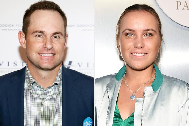 Andy Roddick Shares Throwback Video of a 7-Year-Old Sofia Kenin Saying She 'Could Return His Serve'