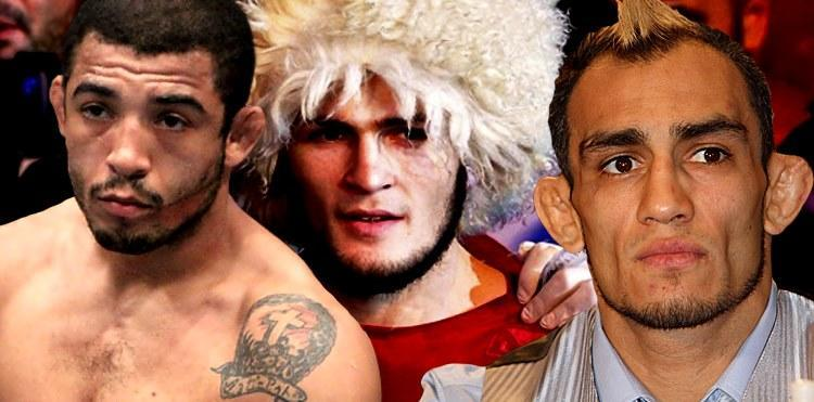 Khabib Nurmagomedov Willing to Pay for a Fight