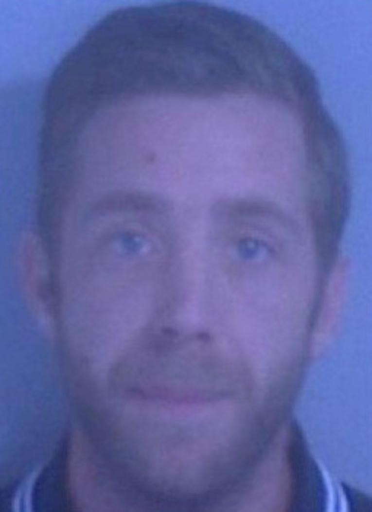 Paul Carbine, 33, from Wickford, Essex, was jailed for 12 months for violent disorder (Picture: SWNS)