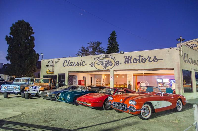 The Revolutionary Los Angeles Classic Car Club You Need To Join