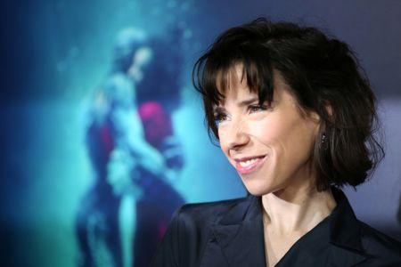 """Actor Doug Sally Hawkins attends the premiere of """"The Shape of Water"""" in Los Angeles, California, U.S. November 15, 2017. REUTERS/David McNew/Files"""