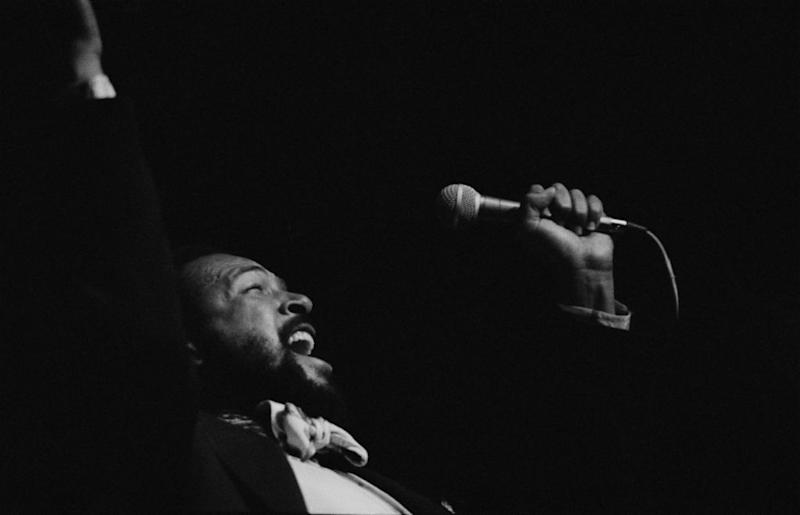 Marvin Gaye's 'What's Going On Live' Set for Reissue