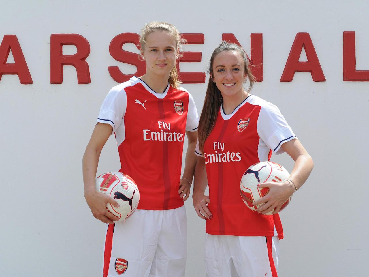 Arsenal drop 'Ladies' from women's team name to 'move the modern game forward'