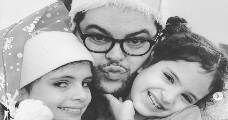 Josh Gad Shares Photo Of The Sad 'Olaf' Snowman His Kids Made