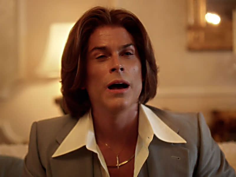 <b>Dr. Jack Startz (Rob Lowe)</b><br /><br />The plastic surgeon who performed his-and-his procedures on Liberace and Thorson (including the one to make Thorson look like Liberace) has been repeatedly accused by Thorson of prescribing weight-loss drugs that led to Thorson's drug addictions. But, according to a former employee, Startz had addiction issues of his own. (Thorson claimed Startz had alcohol in the operating room when he performed Liberace's makeover.) The doctor, whose silicone injections were once very popular among the Beverly Hills set, became plagued by financial problems and patient lawsuits. Startz — whose face was not as plasticized as the Rob Lowe version of him suggested — committed suicide in 1985.