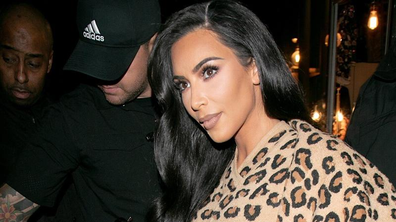 Kim Kardashian Shares Sweet New Photo of Baby Psalm -- Pic!