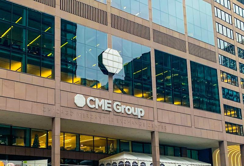 CME Takes Its Bitcoin Options Live, Competing With ICE's Bakkt