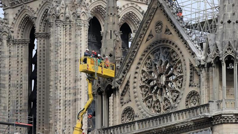 French lawmakers commit to rebuilding Notre-Dame de Paris in 5 years