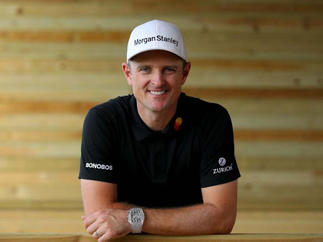 Justin Rose is aiming for a third successive Turkish Airlines Open title: Getty