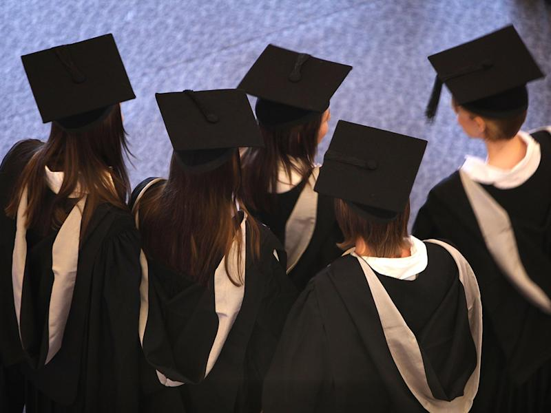 The UK is fortunate in its higher education system. That needs to be protected and encouraged: Getty