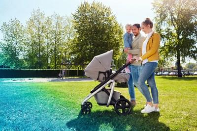 Maxi-Cosi Lila™ Sets New Standard For Strollers Combining