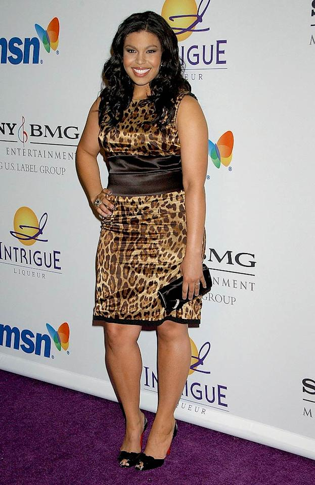 """American Idol"" Season 6 winner Jordin Sparks never had a huge problem with her weight. She just wanted to feel a bit better about herself on the beach. ""I liked what I saw in the mirror before. It just didn't work in a bikini,"" she told <i>Shape</i> magazine over the summer. (02/09/08)"