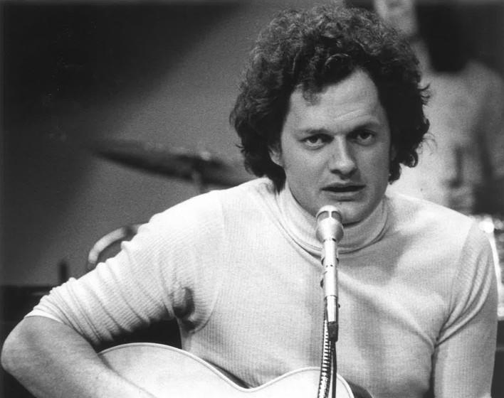 "Harry Chapin in an image form the documentary ""Harry Chapin: When in Doubt, Do Something."""
