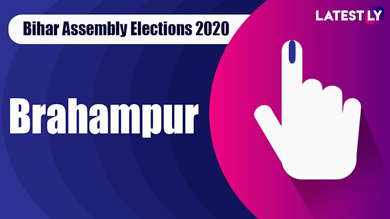 Brahampur Vidhan Sabha Seat in Bihar Assembly Elections 2020: Candidates, MLA, Schedule And Result Date