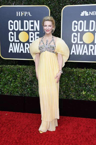 PHOTO: Cate Blanchett attends the 77th Annual Golden Globe Awards at The Beverly Hilton Hotel on Jan. 05, 2020, in Beverly Hills, Calif. (Jon Kopaloff/Getty Images)